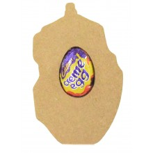 18mm Freestanding Easter CREME EGG Holder - Computer Mouse