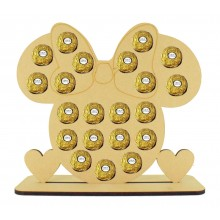 6mm Mouse Head with Bow Ferrero Rocher Confectionery Holder