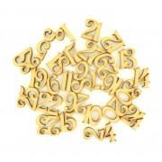 Laser Cut Ramadan Calendar Numbers 1-30