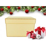 Laser Cut Memory Box - Christmas Eve Box - Box Size 3 - BULK BUY PACK OF 10