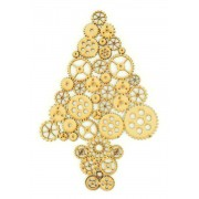 Laser Cut Steampunk Christmas Tree