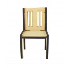 Laser cut 6mm Plain Chair