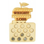 Weight Loss Charts/Coin Holders