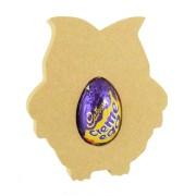 18mm Freestanding Easter CREME EGG Holder - Owl