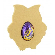 18mm Freestanding Easter CREME EGG Holder - Owl