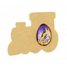 18mm Freestanding Easter CREME EGG Holder - Train