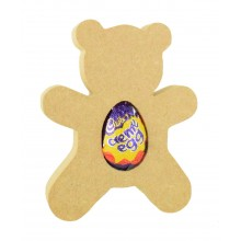 18mm Freestanding Easter CREME EGG Holder - Teddy