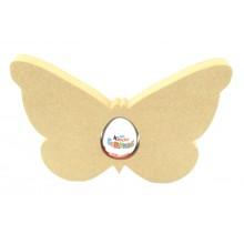 18mm Freestanding Butterfly KINDER EGG Holder