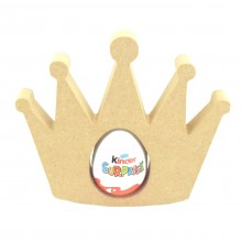 18mm Freestanding Princess Crown KINDER EGG Holder