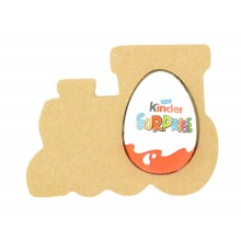 18mm Freestanding Easter KINDER EGG Holder - Train