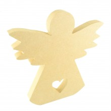 18mm Freestanding MDF Angel Shape