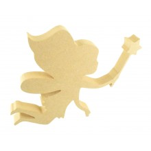 18mm Freestanding MDF Fairy Shape