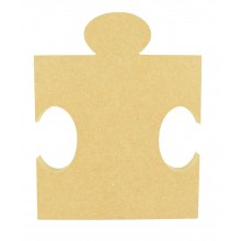 18mm Freestanding MDF Puzzle Shape