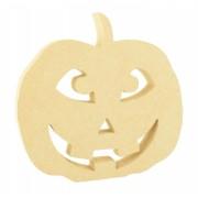 18mm Freestanding MDF Smiley Pumpkin Shape
