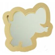 18mm MDF Elephant Mirror Shape - Size Options