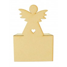 Laser Cut Angel Money Box