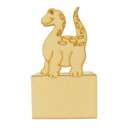 Laser Cut Dinosaur Money Box