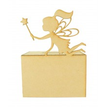 Laser Cut Fairy Money Box