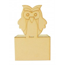 Laser Cut Owl Money Box