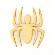 Laser Cut Spider Shape