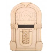 Freestanding 3D Special Occassion Novelty Juke Box Post Office Box