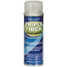 Decoart Triple Thick Spray Gloss Spray Lacquer