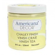 Delicate Chalky Finish Paint Chalk Paint (Chalky Finish) 8oz craft paint