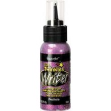 Fuchsia Craft Twinkles 2oz Craft Paints