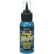 Galaxy Blue Craft Twinkles Writer 2oz Craft Paints