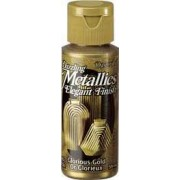 Glorious Gold DecoArt Metallic Paint 2oz
