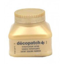 Decopatch Aquapro Professional Satin Varnish 90ml